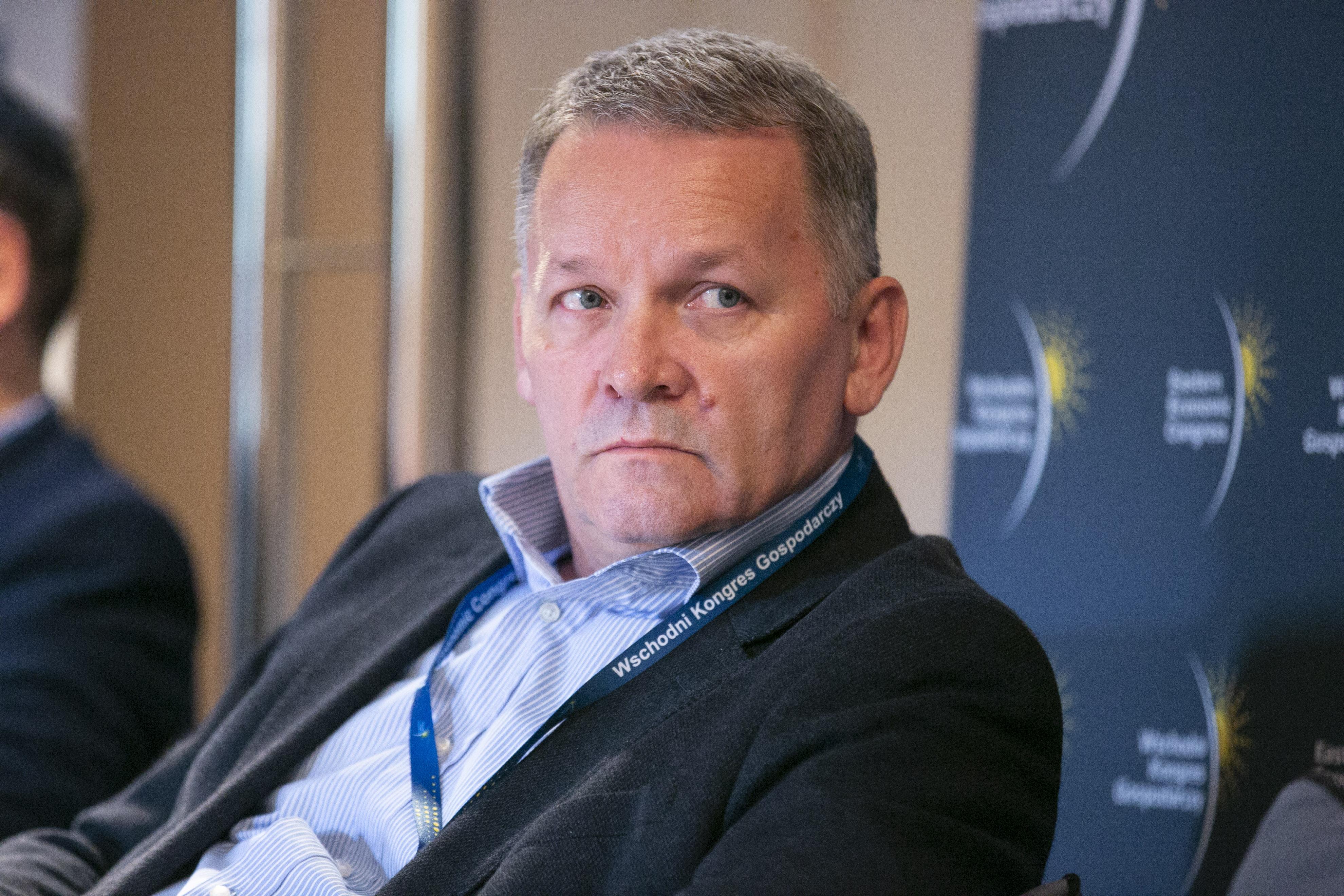 Krzysztof Lasota, ekspert ds. rozwoju firm sektora MŚP, Ośrodek Doradztwa i Treningu Kierowniczego, PARP. Fot. PTWP