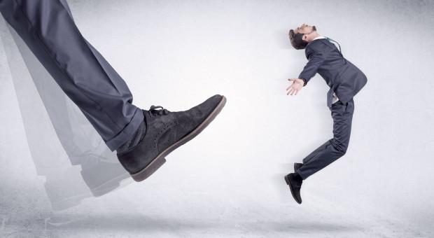 Mobbing, przemoc słowna i fizyczna w pracy. Kodeks pracy wymaga zmiany