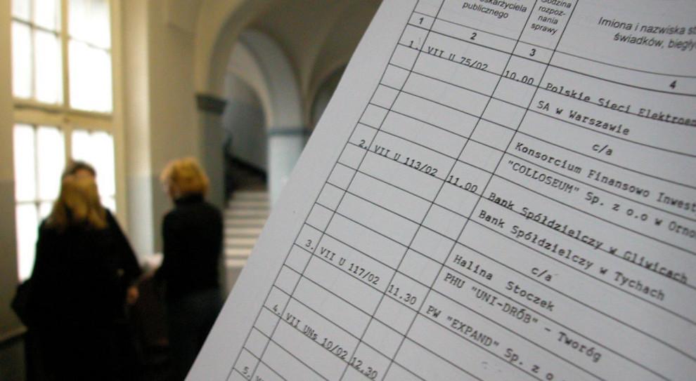 Pracownicy sądów zarobią więcej. Podwyżki od 1 października