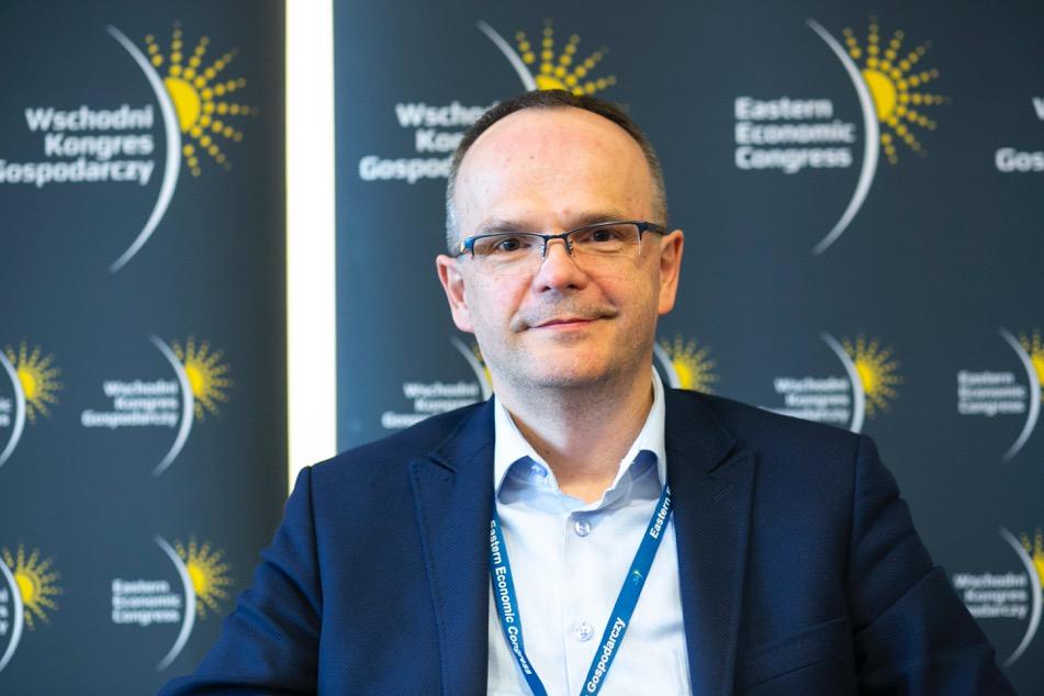 Prof. Robert W. Ciborowski, rektor Uniwersytetu w Białymstoku