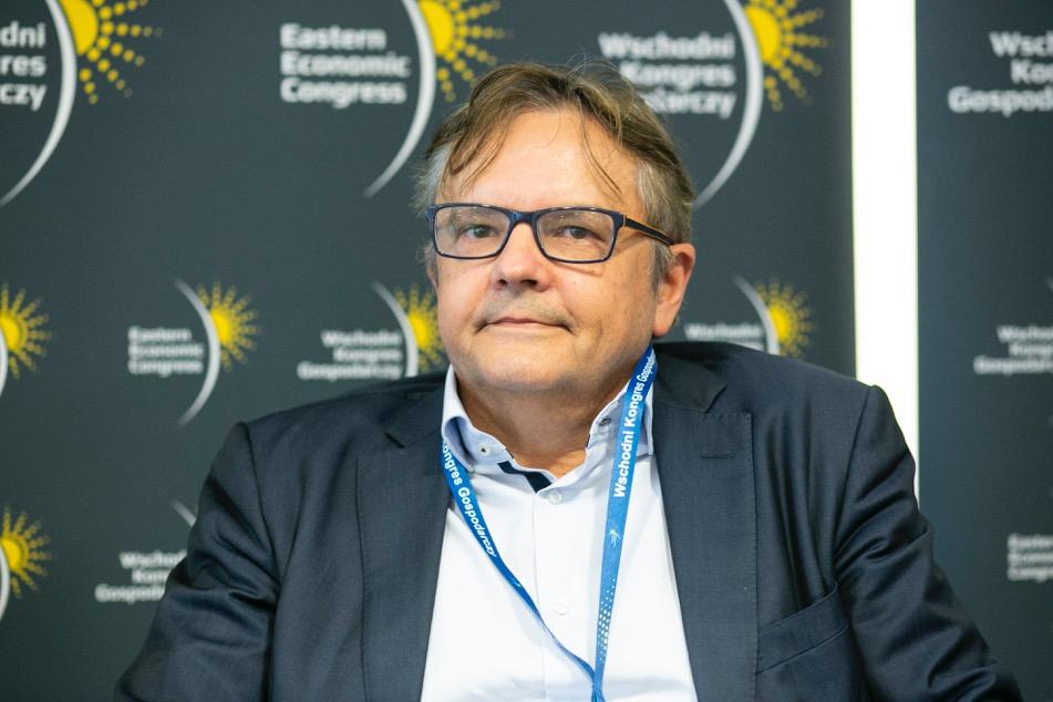 Prof. Konrad Świrski, prezes Transition Technologies Capital Group i jednocześnie pracownik naukowy Politechniki Warszawskiej