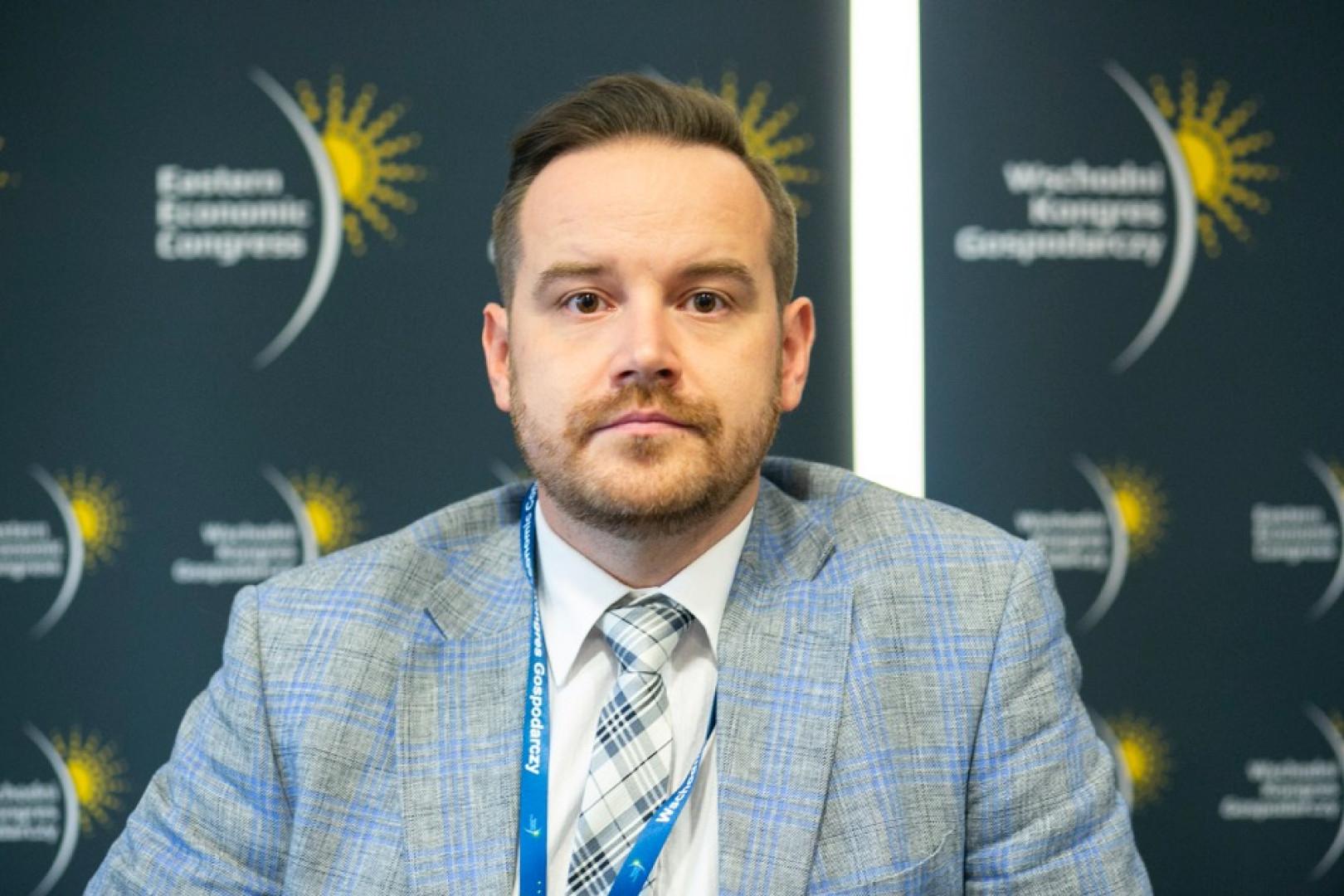 Tomasz Stypułkowski, prezes Instytutu Innowacji i Technologii Politechniki Białostockiej