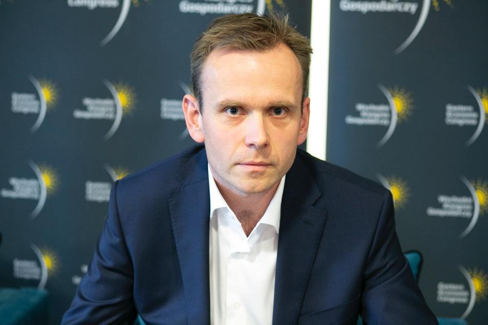 Marek Król, departament komercjalizacji Centrum Łukasiewicz