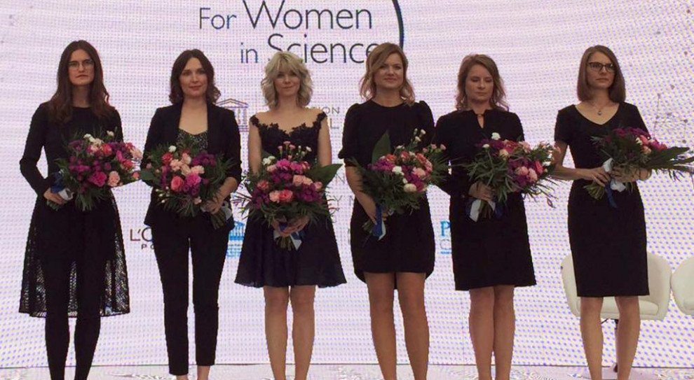 Sześć badaczek otrzymało w Warszawie stypendia L'Oréal-UNESCO