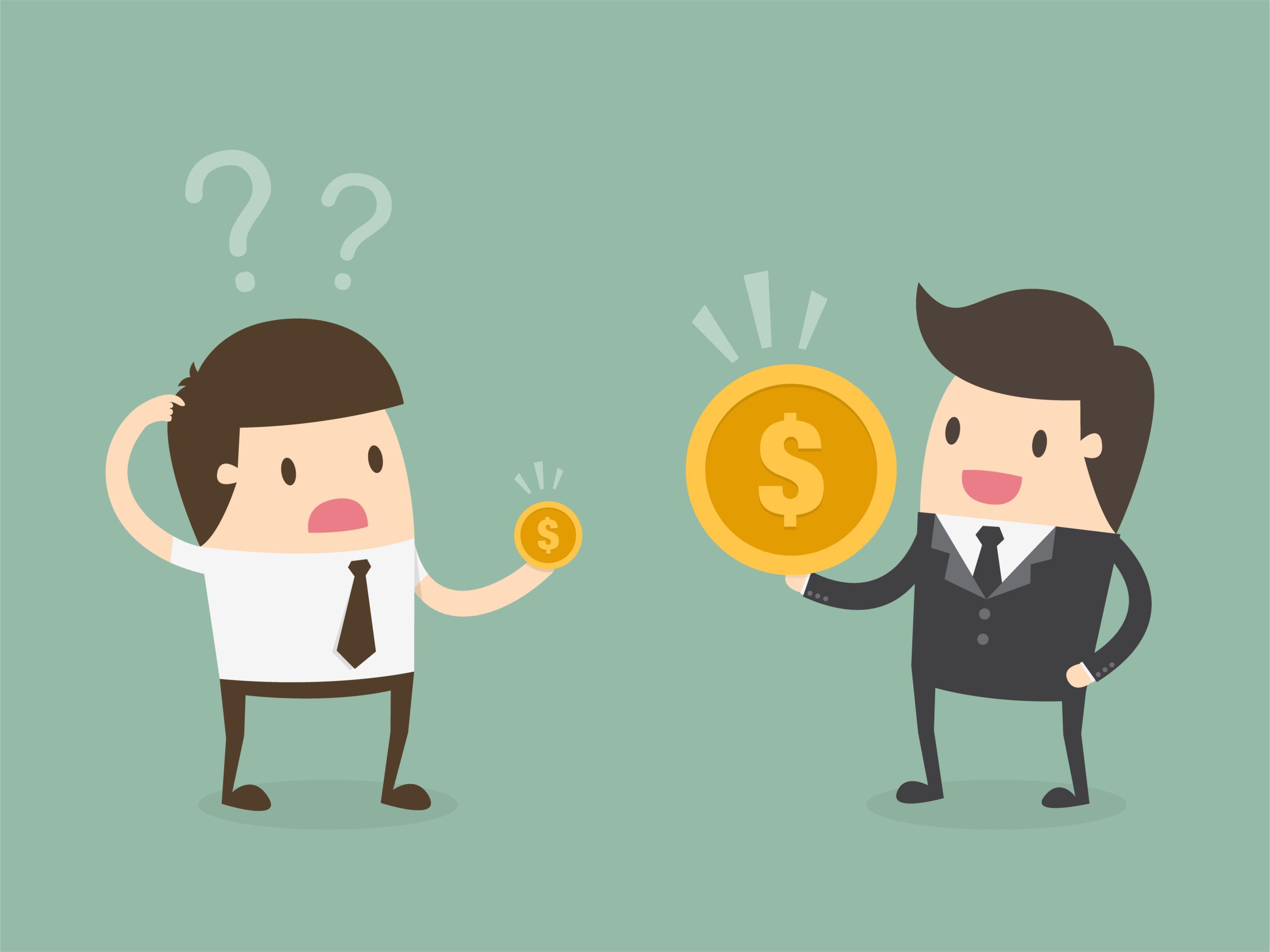 Często na tym samym stanowisku przedział wynagrodzenia dla pracowników jest różny w zależności od doświadczenia i kwalifikacji (Fot. Shutterstock)
