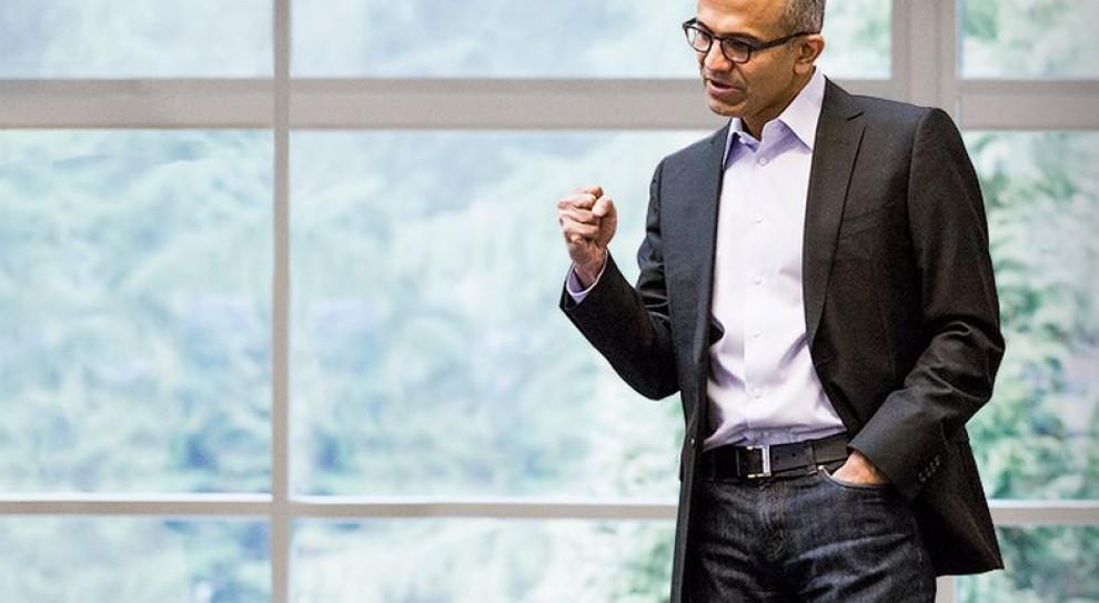 Zarobki szefa Microsoftu mogą zwalić z nóg. Wzrosły o 65 proc.