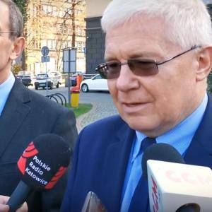 Adam Neumann kandydatem na prezydenta Gliwic