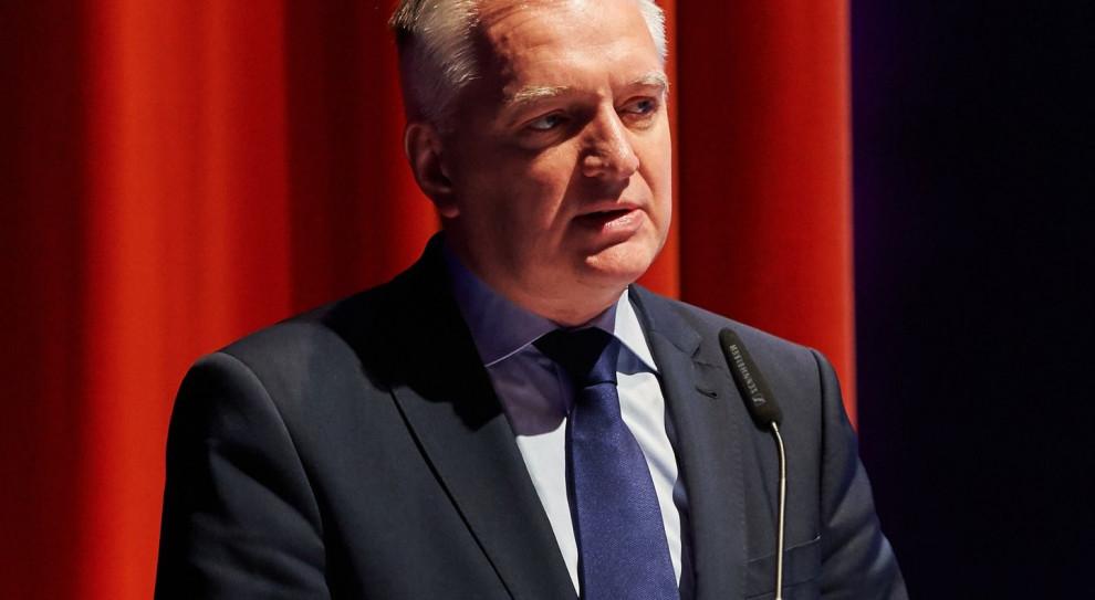 Jarosław Gowin: Zniesienie limitu składek ZUS uderzy w najwyżej wykwalifikowanych specjalistów