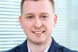 Łukasz Włodyga nowym menadżerem w Cushman & Wakefield