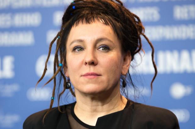 Olga Tokarczuk tworzy fundację wspierającą pisarzy