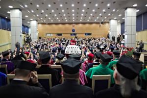 Uniwersytet Marii Curie-Skłodowskiej zainaugurował nowy rok akademicki