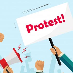 """Uczniowie i studenci strajkują. """"Żaden egzamin i lekcja nie są tak ważne jak demokracja"""""""