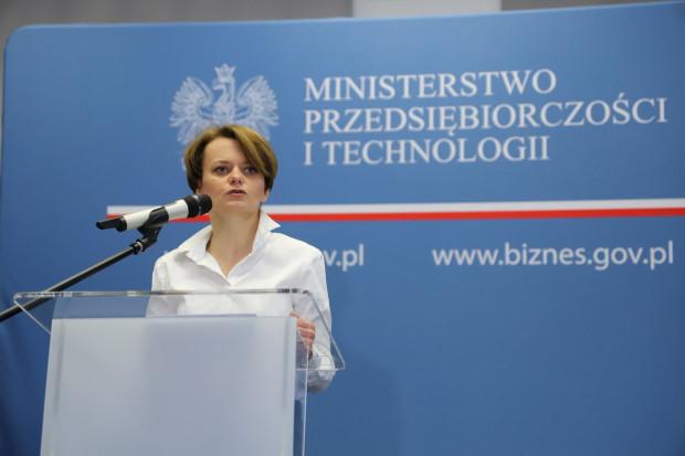 Emilewicz: Myślę, że limit 30-krotności składek na ZUS nie zostanie zniesiony
