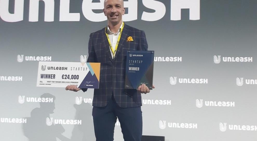 Polski start-up z nagrodą UNLEASH Startup