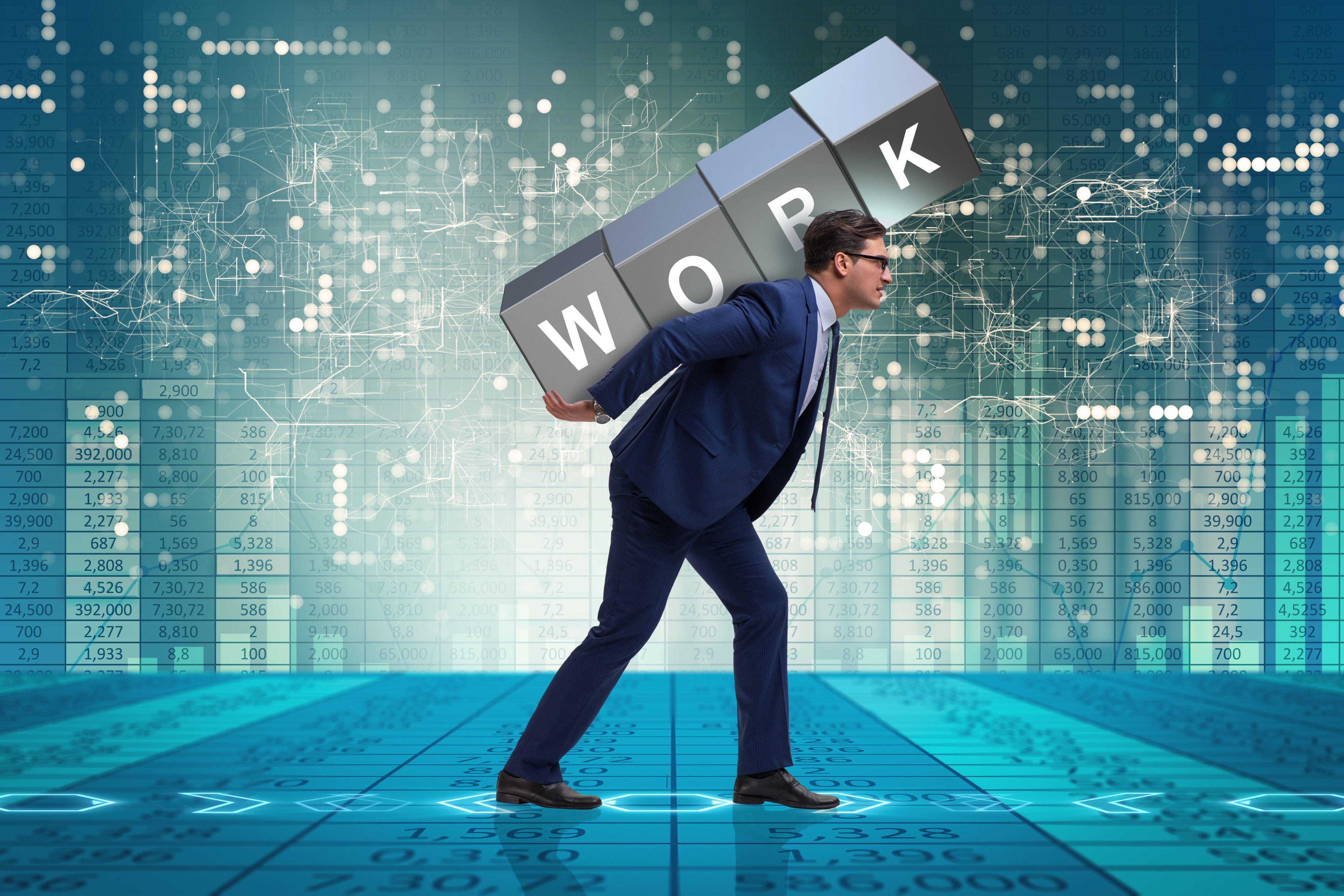 Koniecznym warunkiem do rozwoju wypalenia jest występowanie stresu, a to, co zmniejsza stres, to lepsze dopasowanie osoby do wykonywanej pracy. (Fot. Shutterstock)