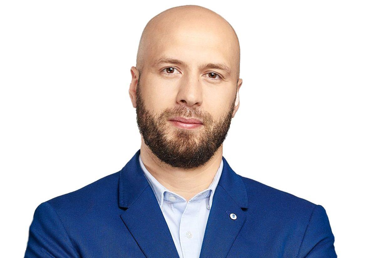 Radosław Nowosielski, wiceprezes firmy Laparo (Fot. mat. pras.)