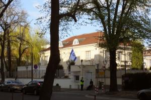 Zamknięto wszystkie izraelskie ambasady i konsulaty