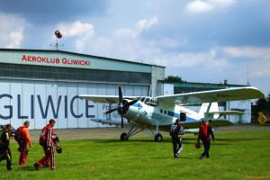 Powstanie Centrum Edukacji Lotniczej - Magistrat współpracuje z Aeroklubem