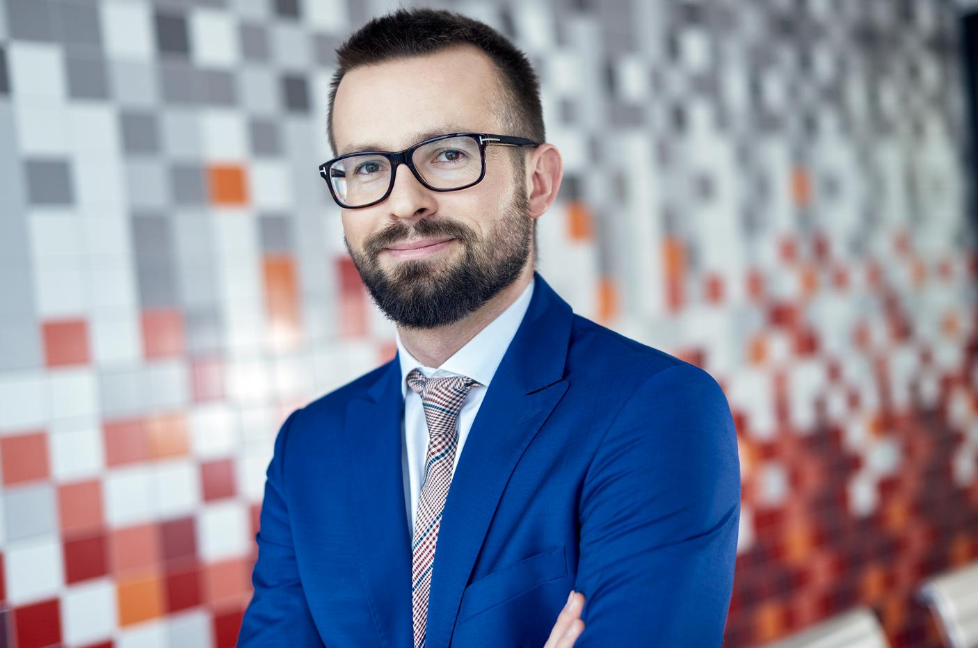 - Warto też podkreślić zmiany w strukturze popytu na rynkach regionalnych, gdzie podobnie jak w Warszawie, rośnie udział umów przednajmu - mówi Karol Patynowski, dyrektor ds. rynków regionalnych w JLL. (fot. materiały prasowe)
