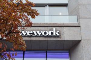 Japonia poligonem doświadczalnym ratowania WeWork