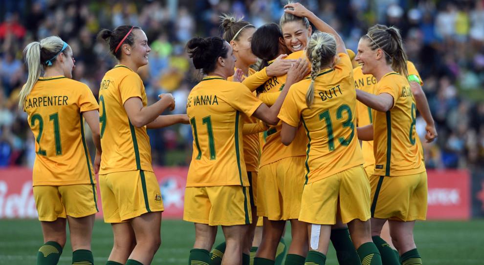 Australijskie piłkarki wywalczyły zrównanie wynagrodzeń z piłkarzami