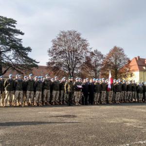 Błaszczak: Pozycja Polski zależy także od służby żołnierzy w Libanie