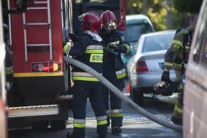 Strażak ochotnik zatrzymany za podpalenia