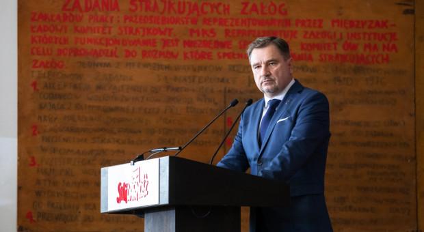 Piotr Duda: musimy próbować powstrzymać globalny biznes