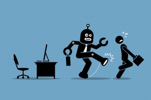 Roboty zabiorą pracę głównie mężczyznom?