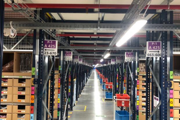 Amazon zatrudni 9 tys. pracowników sezonowych na czas świąt