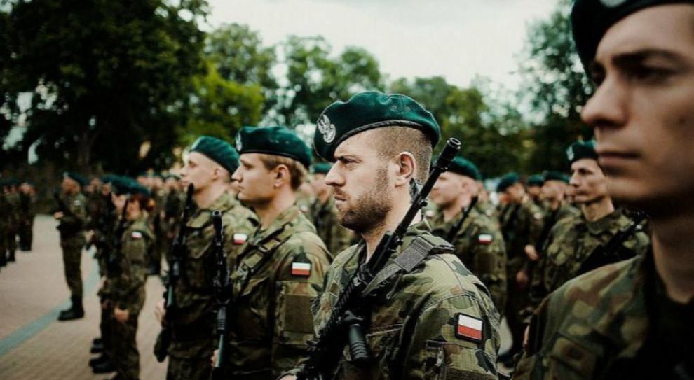 Ppłk Sławomir Kożuch dowódcą terytorialsów  z Cieszyna