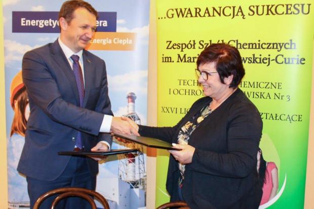 PGE Energia Ciepła pomoże w Krakowie kształcić uczniów