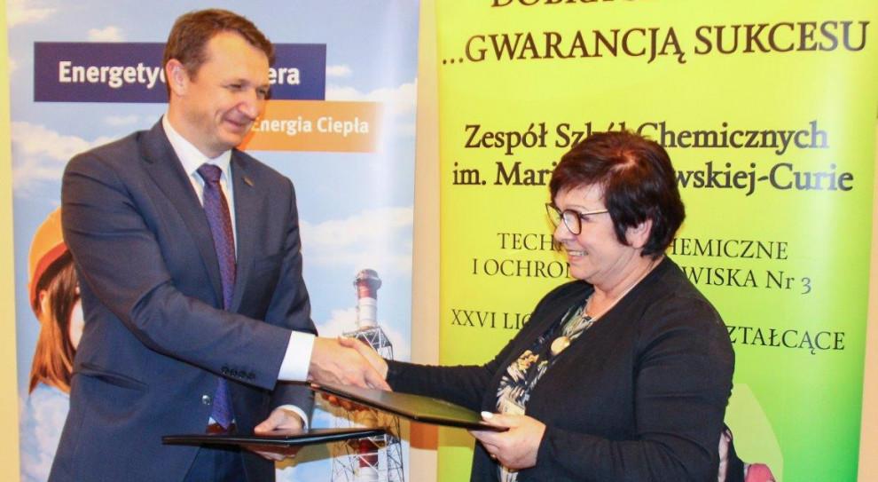 PGE Energia Ciepła pomoże w Krakowie kształcić techników elektryków