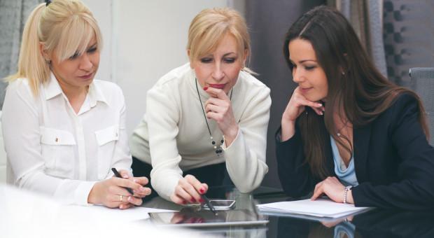 """""""Kończymy z pozbawionymi kobiet zarządami w dużych firmach"""""""