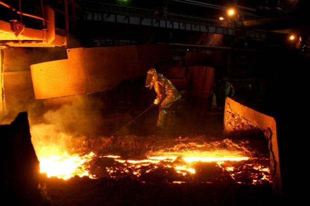 Górnicy wesprą protest hutników