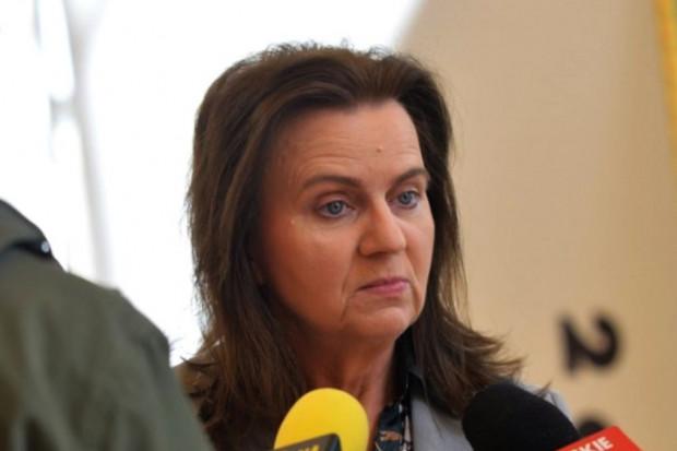 Gertruda Uścińska: Emerytura nie powinna opierać się tylko na publicznym systemie