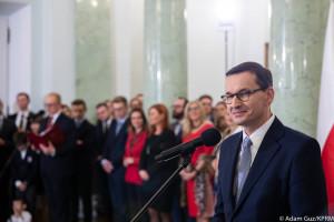 Migracja, rynek pracy i płace w expose Mateusza Morawieckiego
