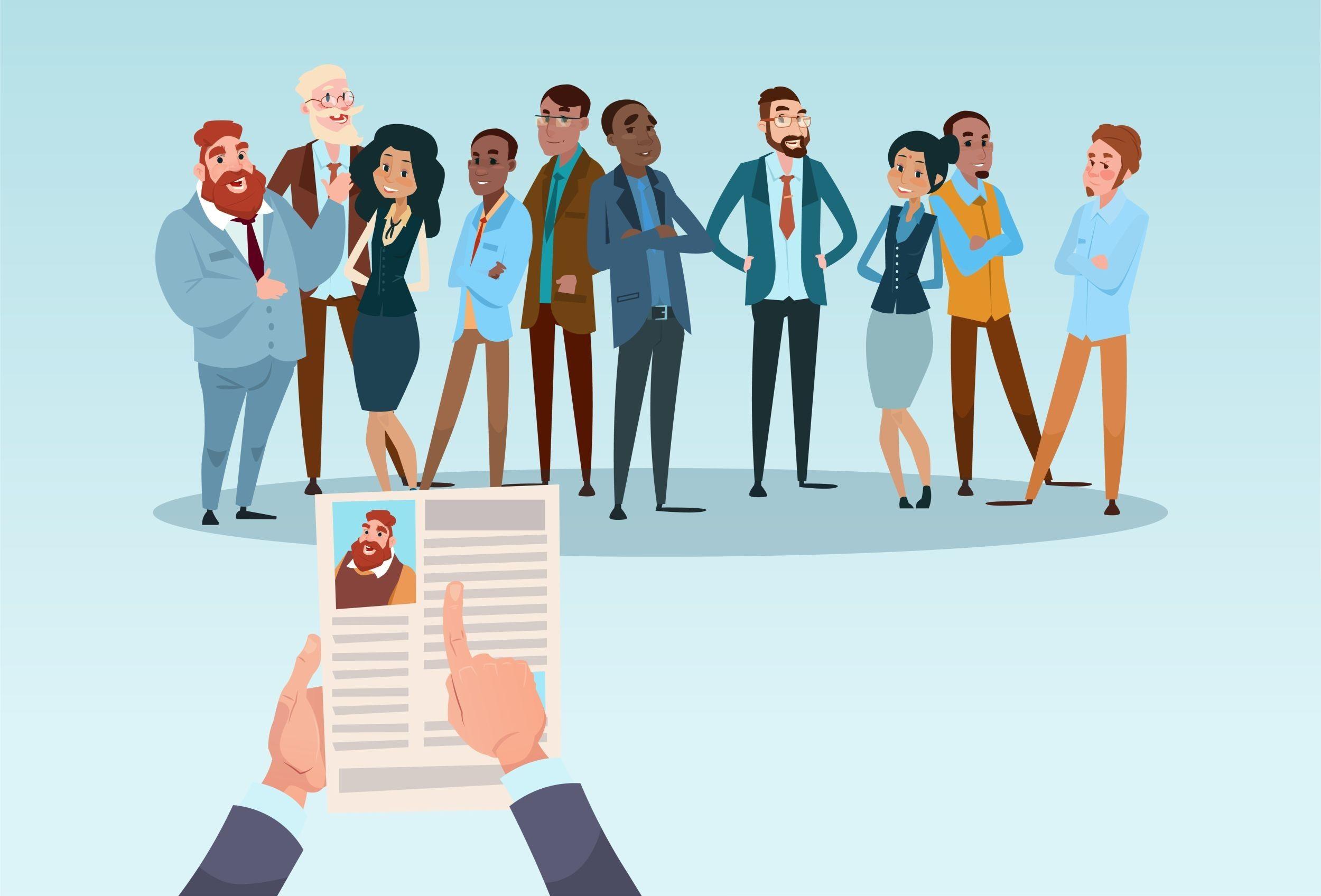 Rekrutacja może być długa i skomplikowana (fot. shutterstock)