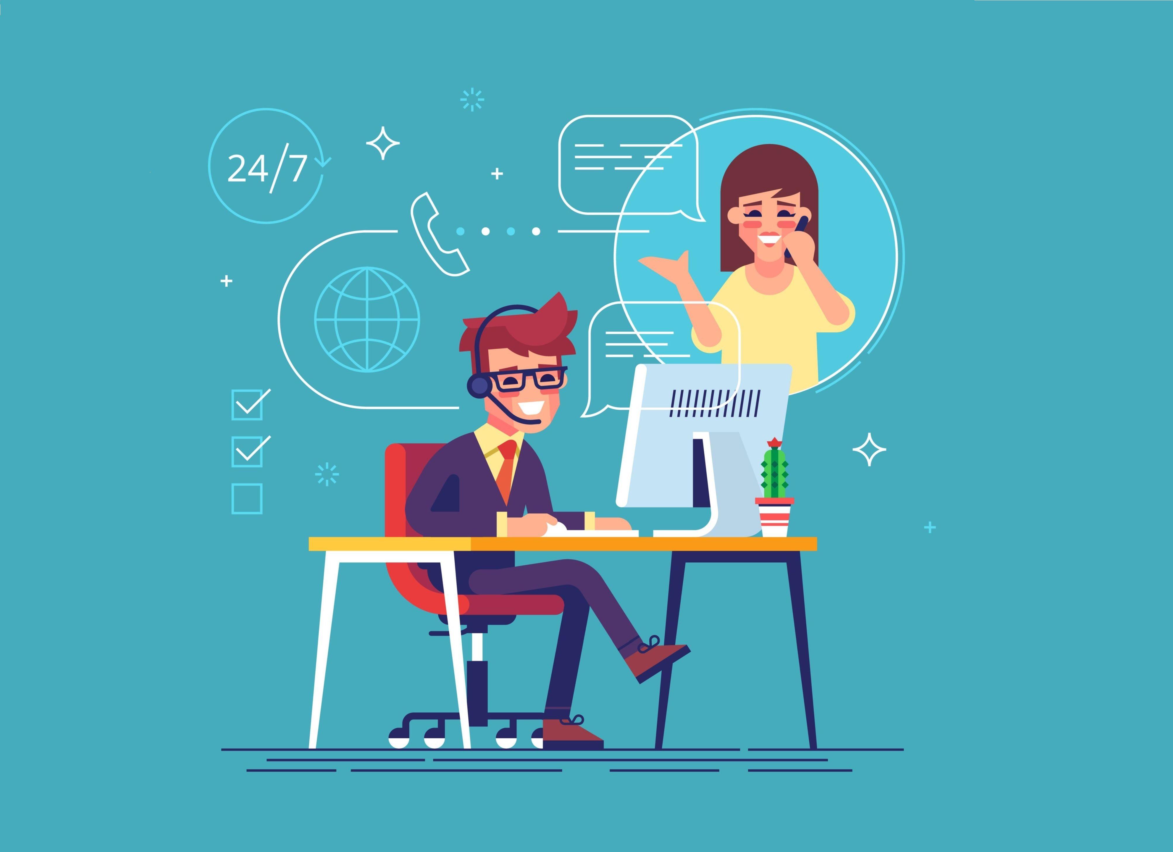 Najbardziej poszukiwane są osoby, które cechuje komunikatywność, chęć kontaktu z klientem, dynamiczność, otwartość i wielozadaniowość (fot. shutterstock)