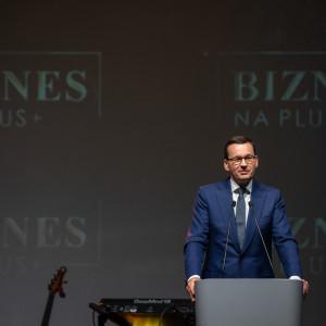 Morawiecki: Proponujemy PPK , aby odbudować zaufanie do systemów emerytalnych