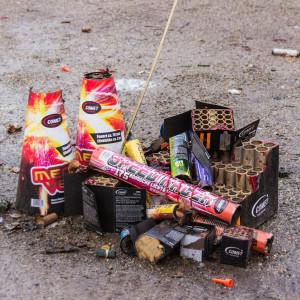 Śmierć pracowników w wybuchu w fabryce fajerwerków