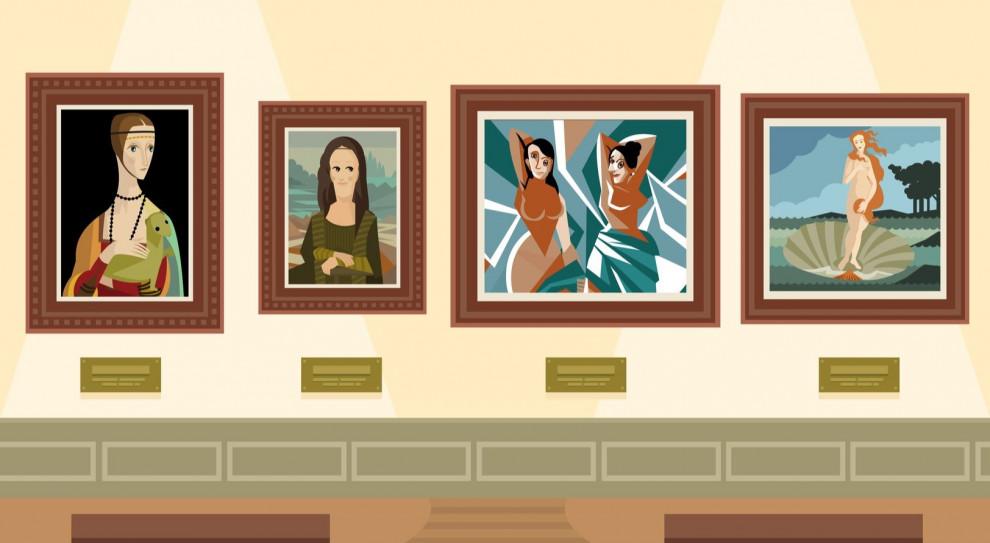 Na aukcjach sztuki można zarobić