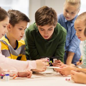 Uczniowie szkół podstawowych w stolicy nauczą się budować ścieżkę kariery