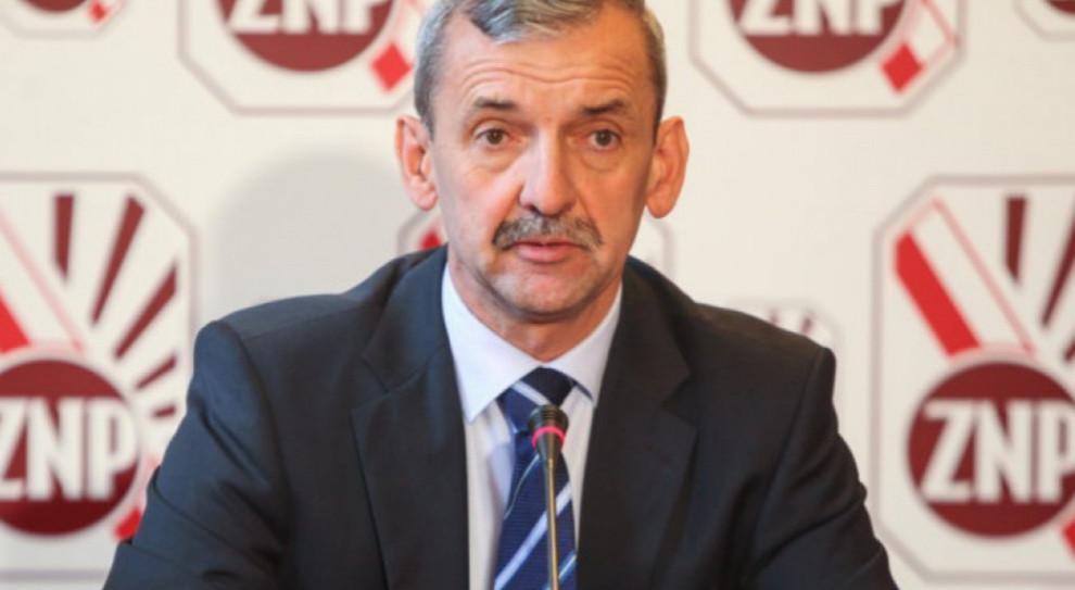 Sławomir Broniarz ponownie prezesem ZNP