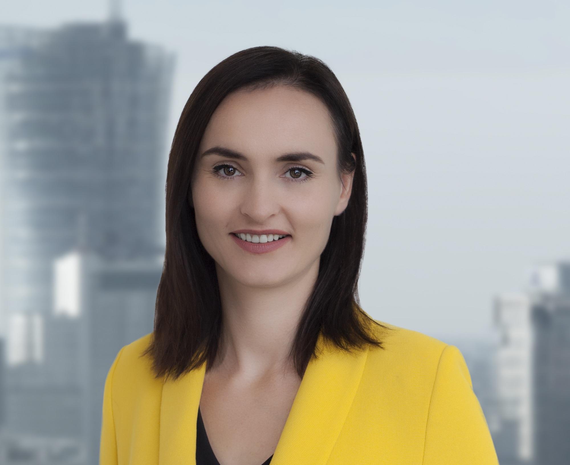 Agnieszka Pietrasik (fot. mat. pras./Hays Poland)