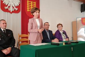 Nowe fakty w sprawie minister Maląg