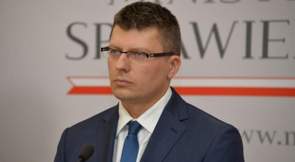 Marcin Warchoł zrezygnował z funkcji wiceszefa MS