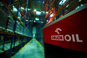 Trzebinia: Otwarto nowy magazyn Orlen Oil. Będzie praca