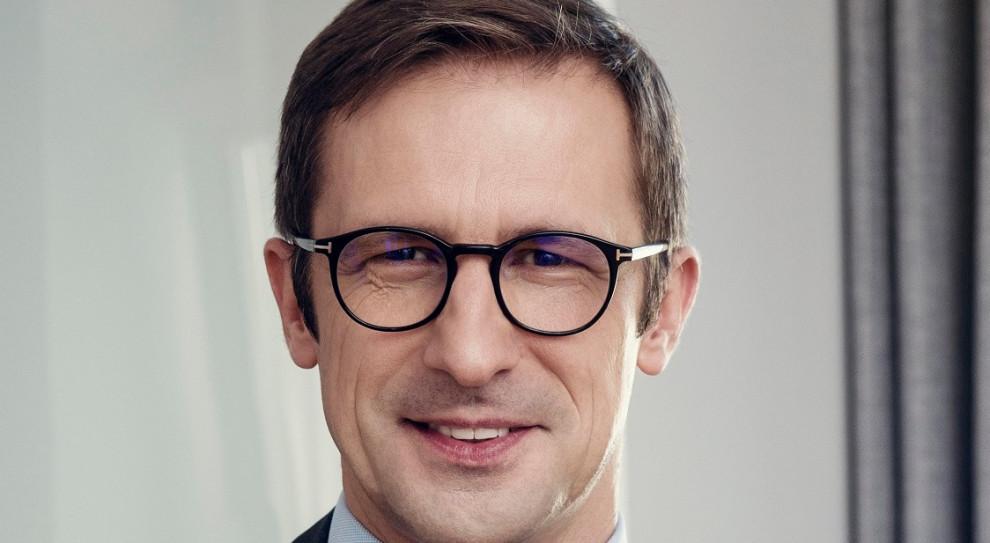 Adam Mamok prezesem grupy Essilor w Polsce i Krajach Bałtyckich