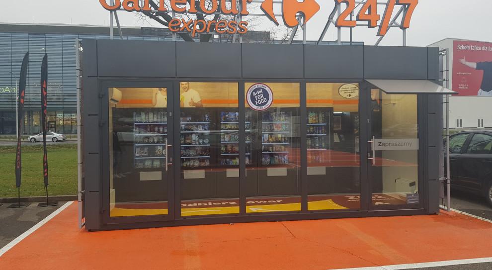 Carrefour uruchamia w Warszawie sklep bez pracowników